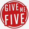 GIVE ME FIVE ! Sconti fino al 30%