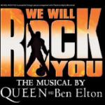 WE WILL ROCK YOU  dal 27 febbraio al Teatro Brancaccio di Roma