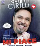""""""" MI PIACE """" GABRIELE CIRILLI ALLA SALA UMBERTO DAL 21 AL 26 MAGGIO 2019"""