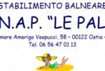 """CANAP - STABILIMENTO BALNEARE """"LE PALME"""" OSTIA"""