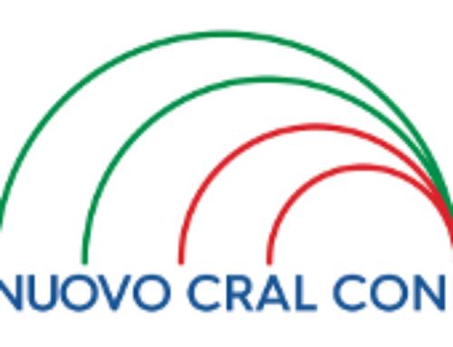 Nuovo logo per il Nuovo Cral CONI
