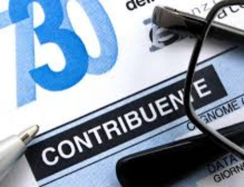 ASSISTENZA FISCALE ANNO 2020 – INFORMAZIONI PER LA COMPILAZIONE DEL MODELLO 730