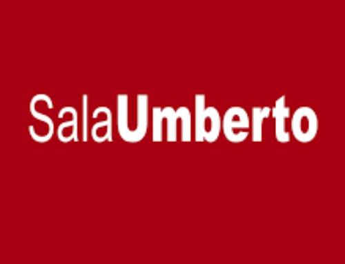 SALA UMBERTO -SPETTACOLI OTTOBRE 2021