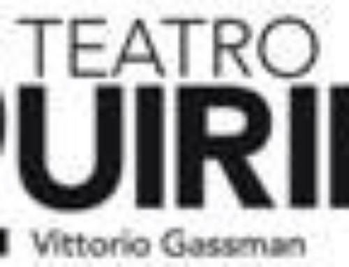 TEATRO QUIRINO : Maradona concerto – Il muro trasparente