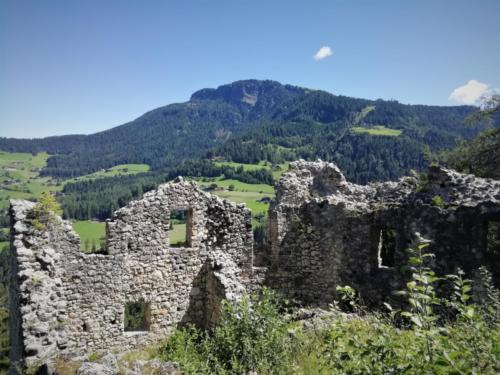 Agostinucci Mauro(Genitore)Le foto sono state eseguite sotto l'alpe di Siusi allo Sciliar (dalla stessa prospettiva). Nella foto di Tommaso si evidenzia il suo sguardo alla montagna che ha come soggetto principale la cabinovia ( suo mezzo preferito in montagna) nella foto del papà una panoramica dell'alpe con parte di un castello